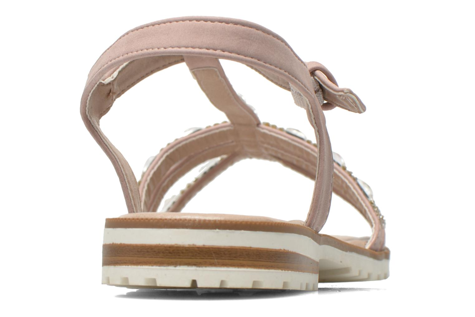 Sandalen I Love Shoes Sutrass Roze rechts
