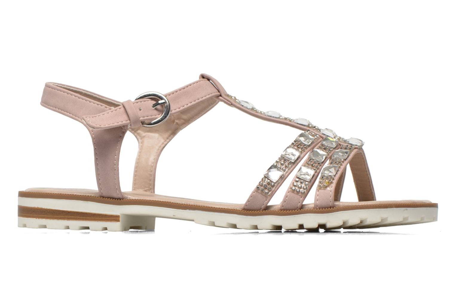 Sandalen I Love Shoes Sutrass Roze achterkant