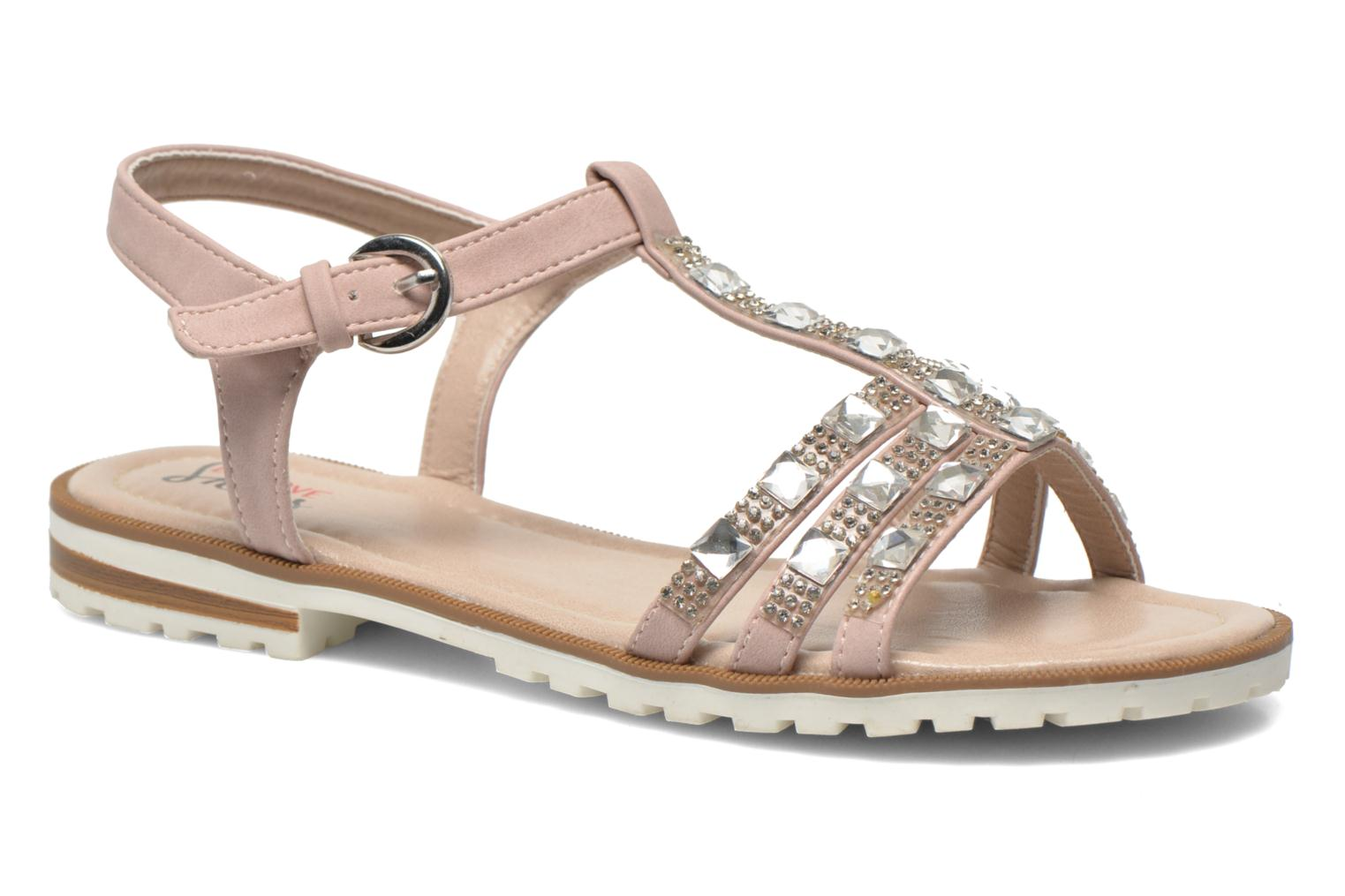 Sandalen I Love Shoes Sutrass Roze detail