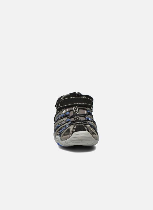 Sandalen I Love Shoes Sulivo grau schuhe getragen