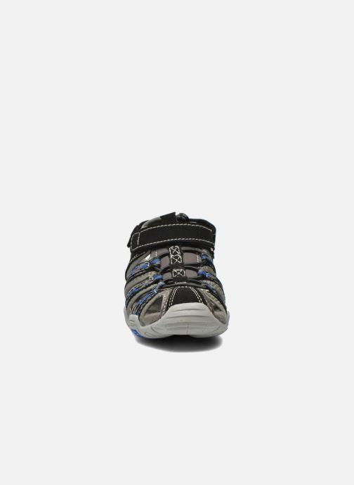 Sandali e scarpe aperte I Love Shoes Sulivo Grigio modello indossato