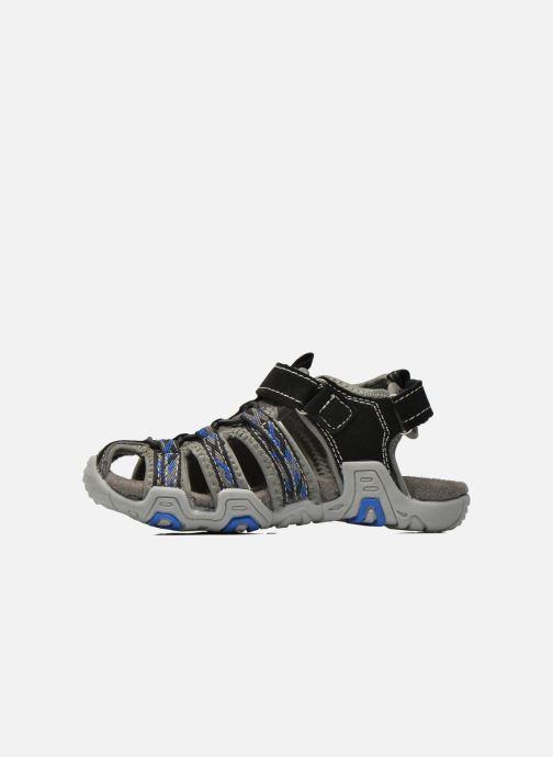 Sandalen I Love Shoes Sulivo grau ansicht von vorne