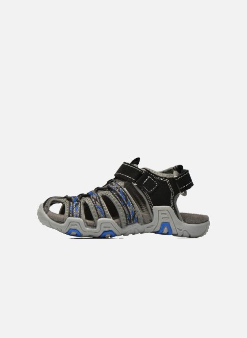 Sandals I Love Shoes Sulivo Grey front view