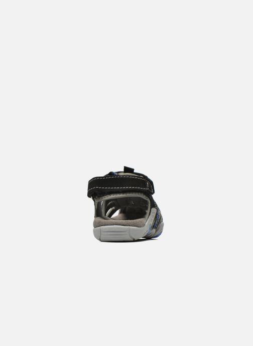 Sandales et nu-pieds I Love Shoes Sulivo Gris vue droite