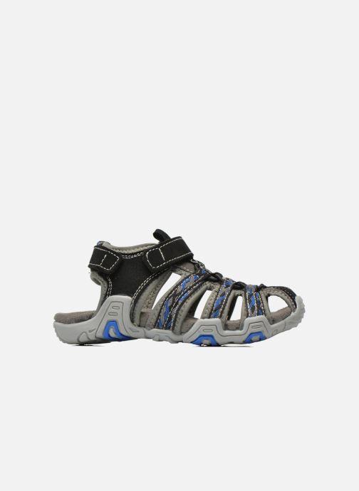 Sandali e scarpe aperte I Love Shoes Sulivo Grigio immagine posteriore