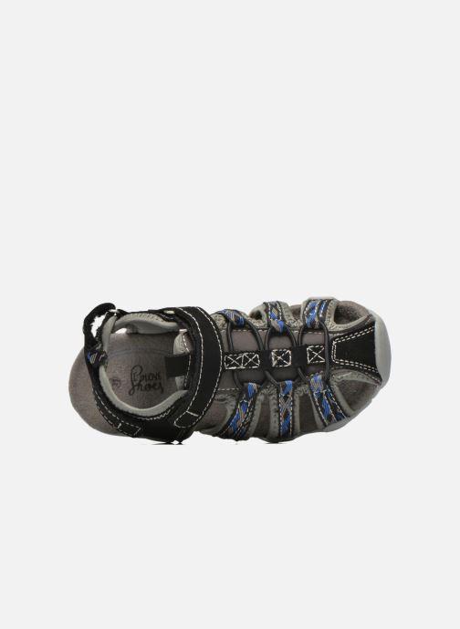 Sandalen I Love Shoes Sulivo grau ansicht von links