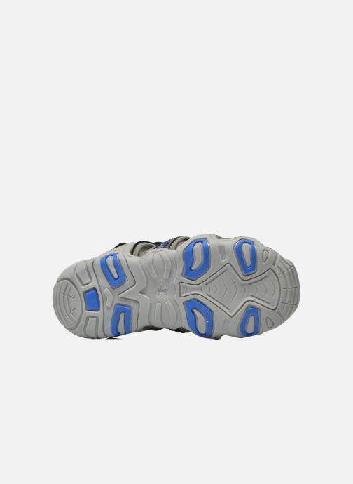 Sandales et nu-pieds I Love Shoes Sulivo Gris vue haut
