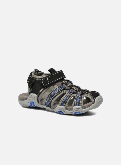 Sandaler I Love Shoes Sulivo Grå detaljeret billede af skoene