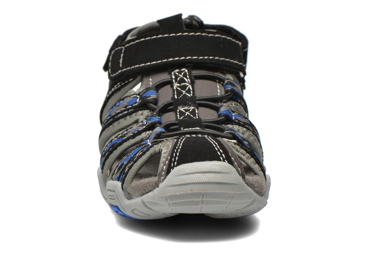 Sandales et nu-pieds I Love Shoes Sulivo Gris vue portées chaussures