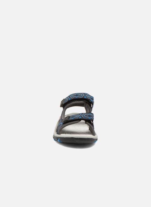 Sandalias I Love Shoes Suriver Azul vista del modelo