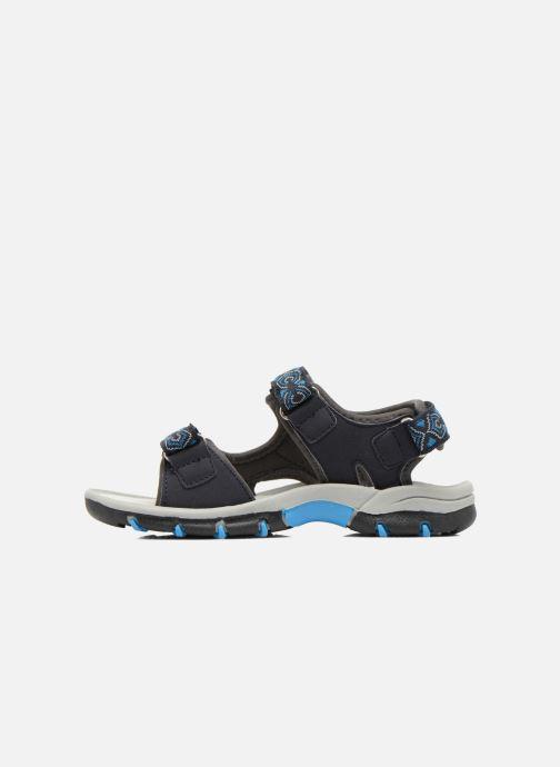 Sandals I Love Shoes Suriver Blue front view