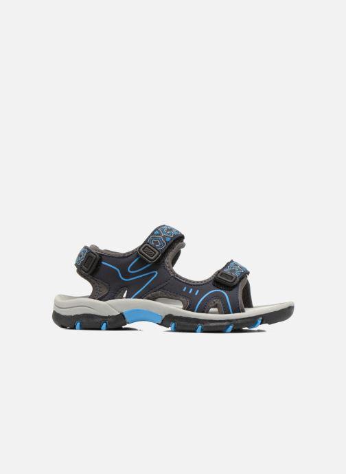 Sandales et nu-pieds I Love Shoes Suriver Bleu vue derrière