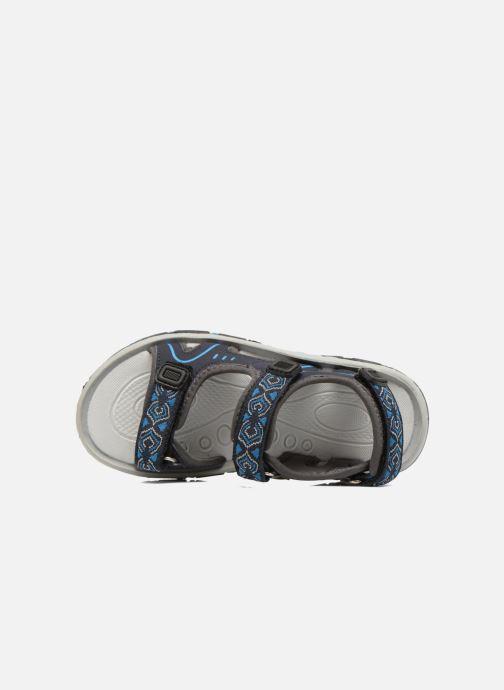 Sandalias I Love Shoes Suriver Azul vista lateral izquierda