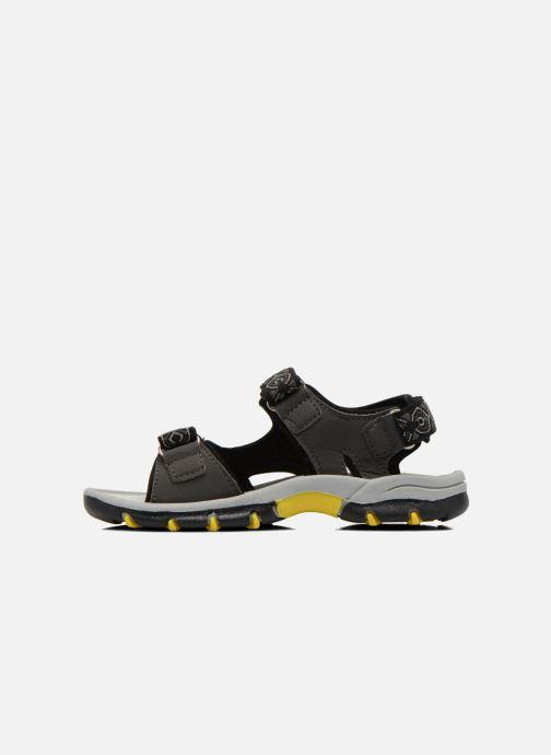 Sandalen I Love Shoes Suriver schwarz ansicht von vorne