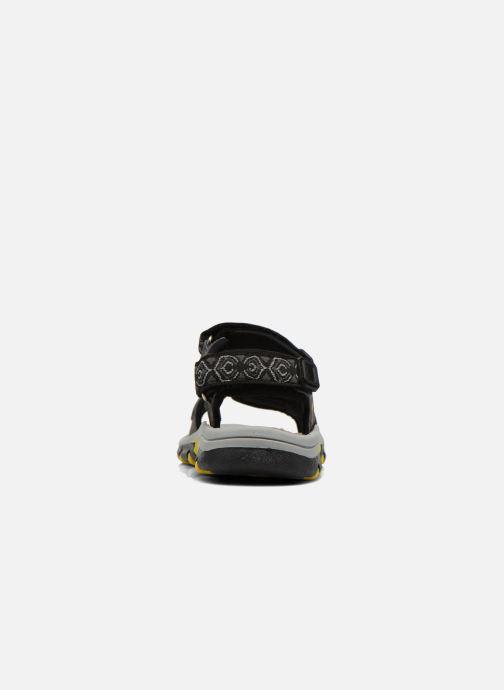 Sandalen I Love Shoes Suriver schwarz ansicht von rechts