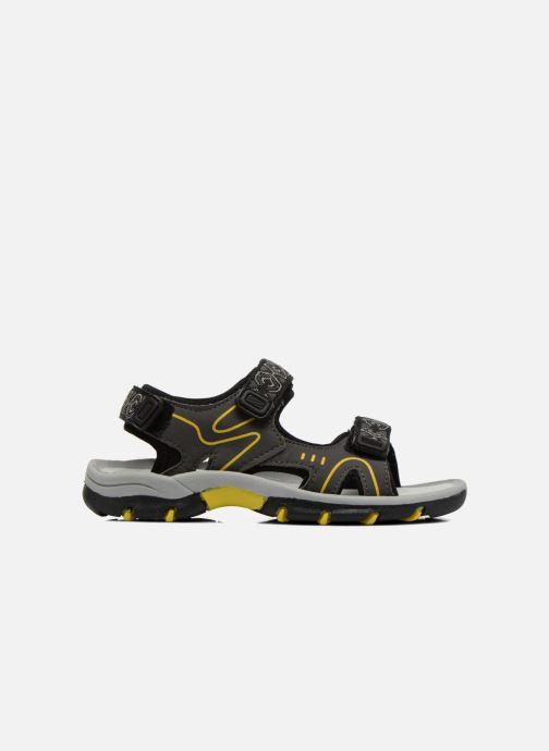 Sandalen I Love Shoes Suriver schwarz ansicht von hinten