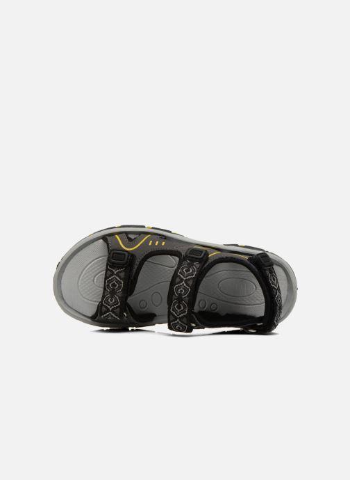 Sandales et nu-pieds I Love Shoes Suriver Noir vue gauche