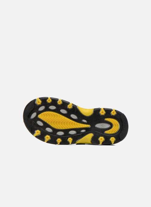 Sandalen I Love Shoes Suriver schwarz ansicht von oben