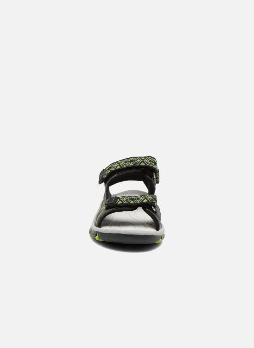 Sandalias I Love Shoes Suriver Gris vista del modelo