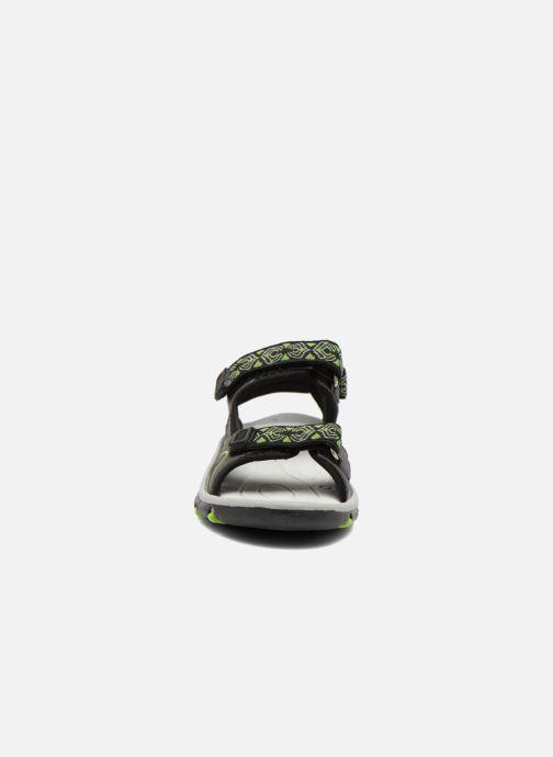 Sandalen I Love Shoes Suriver grau schuhe getragen
