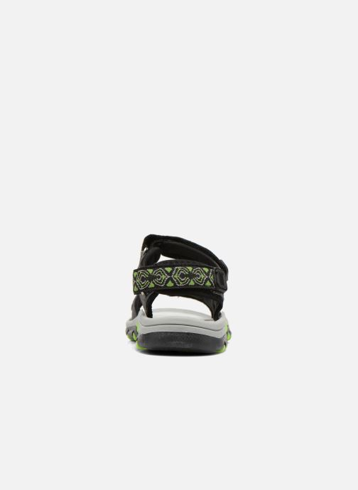 Sandalias I Love Shoes Suriver Gris vista lateral derecha