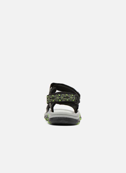 Sandalen I Love Shoes Suriver grau ansicht von rechts