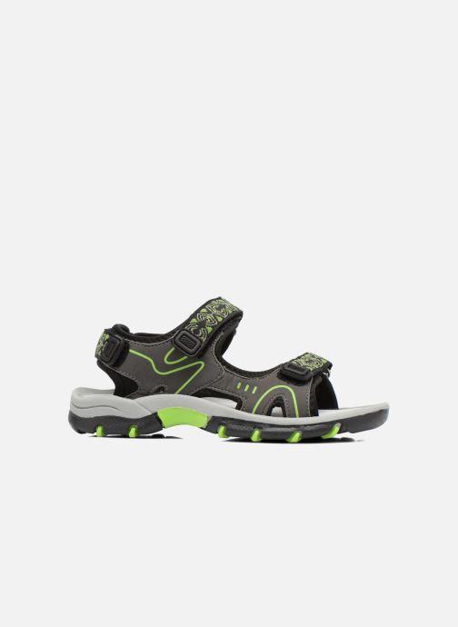 Sandales et nu-pieds I Love Shoes Suriver Gris vue derrière