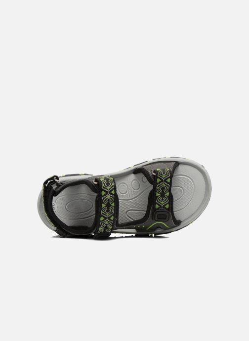 Sandalen I Love Shoes Suriver grau ansicht von links