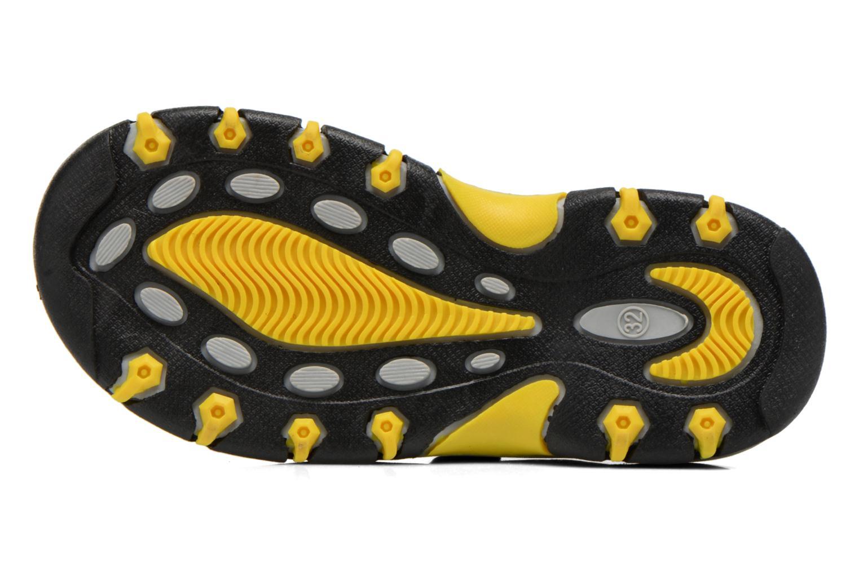 Sandales et nu-pieds I Love Shoes Suriver Noir vue haut