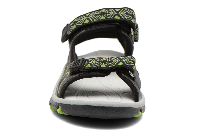 Sandales et nu-pieds I Love Shoes Suriver Gris vue portées chaussures
