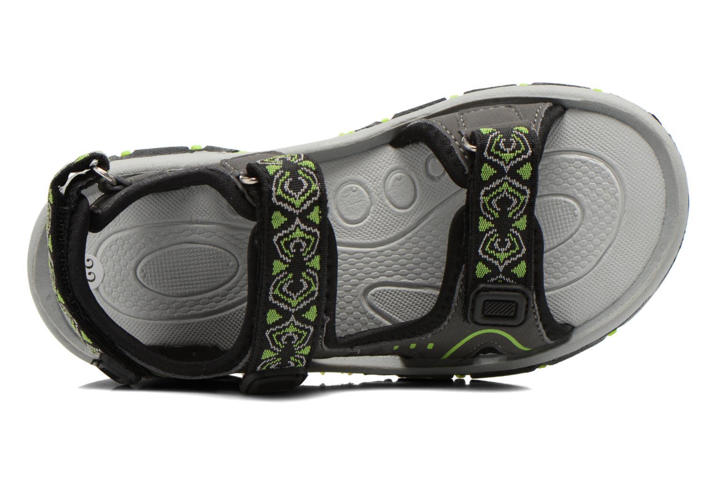Sandales et nu-pieds I Love Shoes Suriver Gris vue gauche