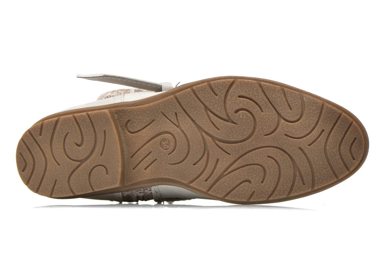 Bottines et boots I Love Shoes Sudentel Gris vue haut