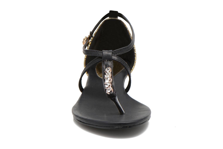 Sandales et nu-pieds Xti Lahira-29506 Noir vue portées chaussures