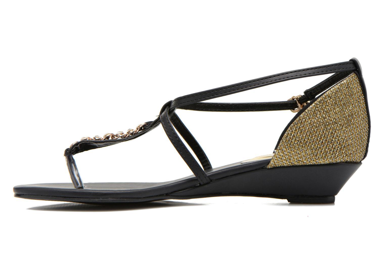 Sandales et nu-pieds Xti Lahira-29506 Noir vue face
