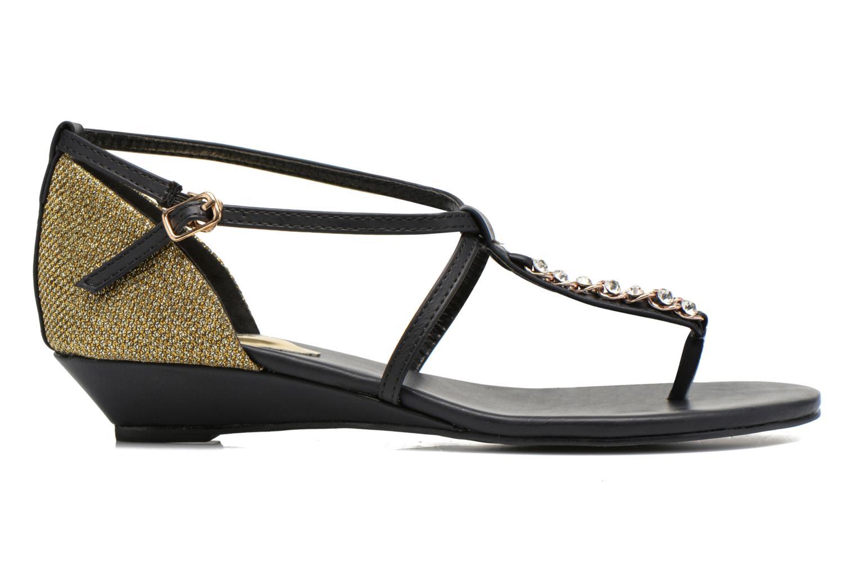 Sandales et nu-pieds Xti Lahira-29506 Noir vue derrière