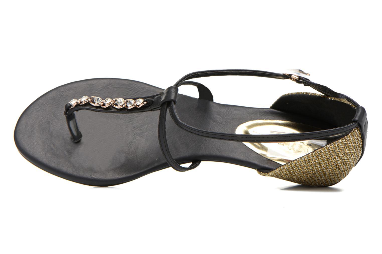 Sandales et nu-pieds Xti Lahira-29506 Noir vue gauche