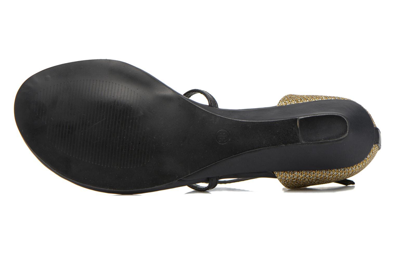 Sandales et nu-pieds Xti Lahira-29506 Noir vue haut