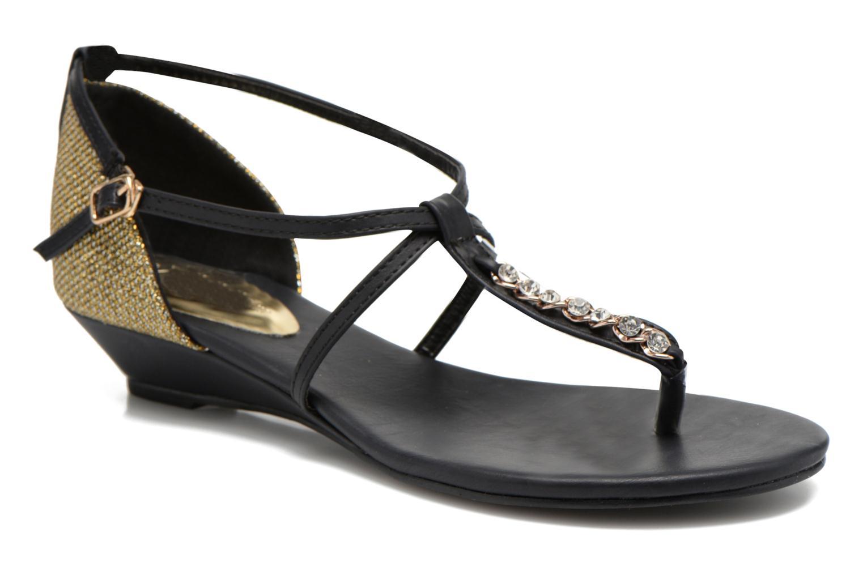 Sandales et nu-pieds Xti Lahira-29506 Noir vue détail/paire