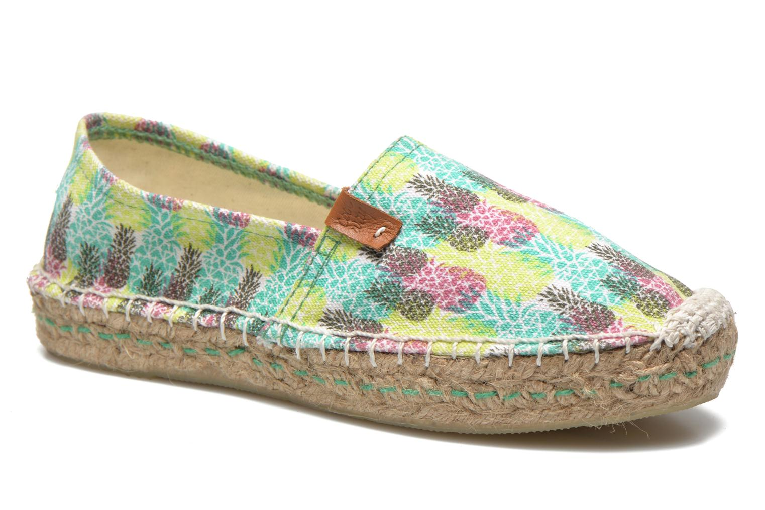 Espadrilles Coolway Jacobe Multicolor detailed view/ Pair view