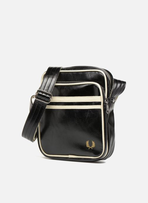Herentassen Fred Perry Classic side bag Zwart model
