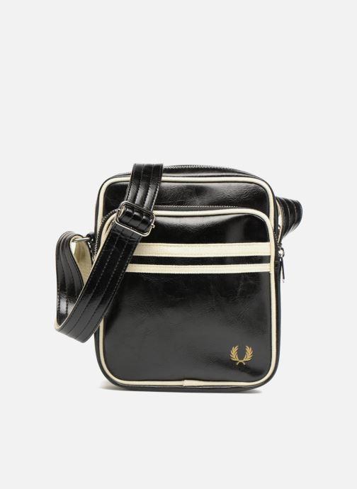 Sacs homme Fred Perry Classic side bag Noir vue détail/paire