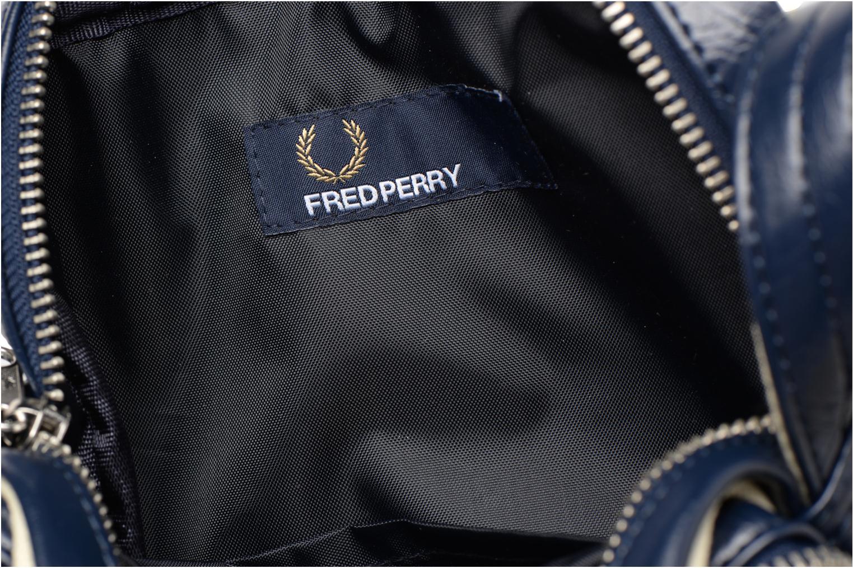 Sacs homme Fred Perry Classic side bag Bleu vue derrière