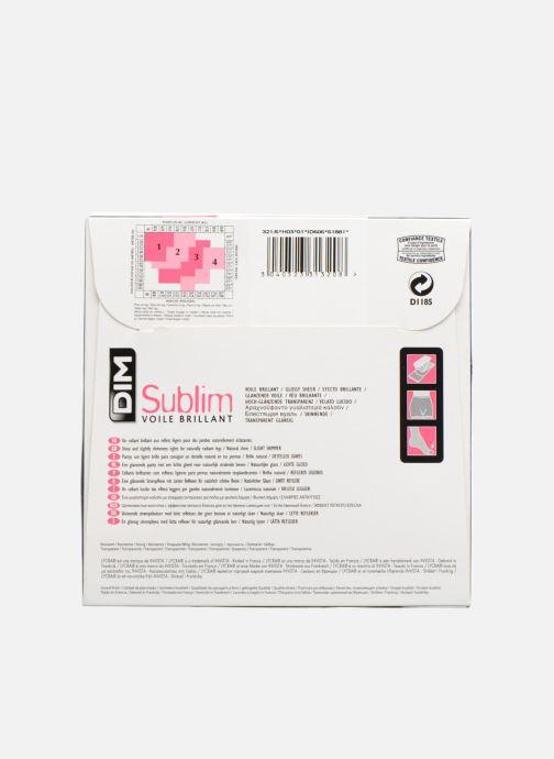 Calze e collant Dim Collant SUBLIM VOILE BRILLANT Beige immagine posteriore