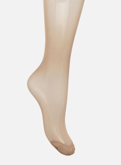 Socken & Strumpfhosen Dim Strumpfhose SUBLIM VOILE BRILLANT beige ansicht von links