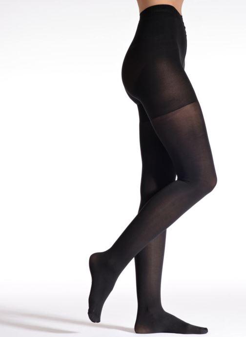 Socken & Strumpfhosen Dim Strumpfhose ABSOLU FLEX OPAQUE schwarz ansicht von vorne