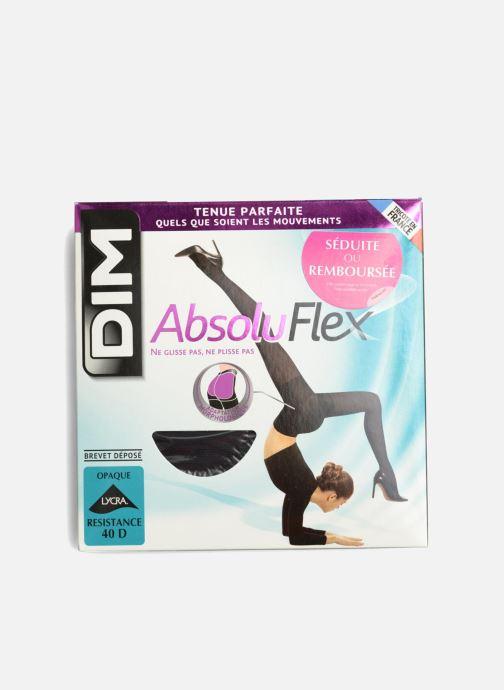 Socken & Strumpfhosen Dim Strumpfhose ABSOLU FLEX OPAQUE schwarz detaillierte ansicht/modell