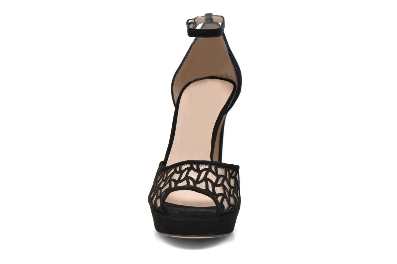Sandales et nu-pieds L.K. Bennett Simone Noir vue portées chaussures