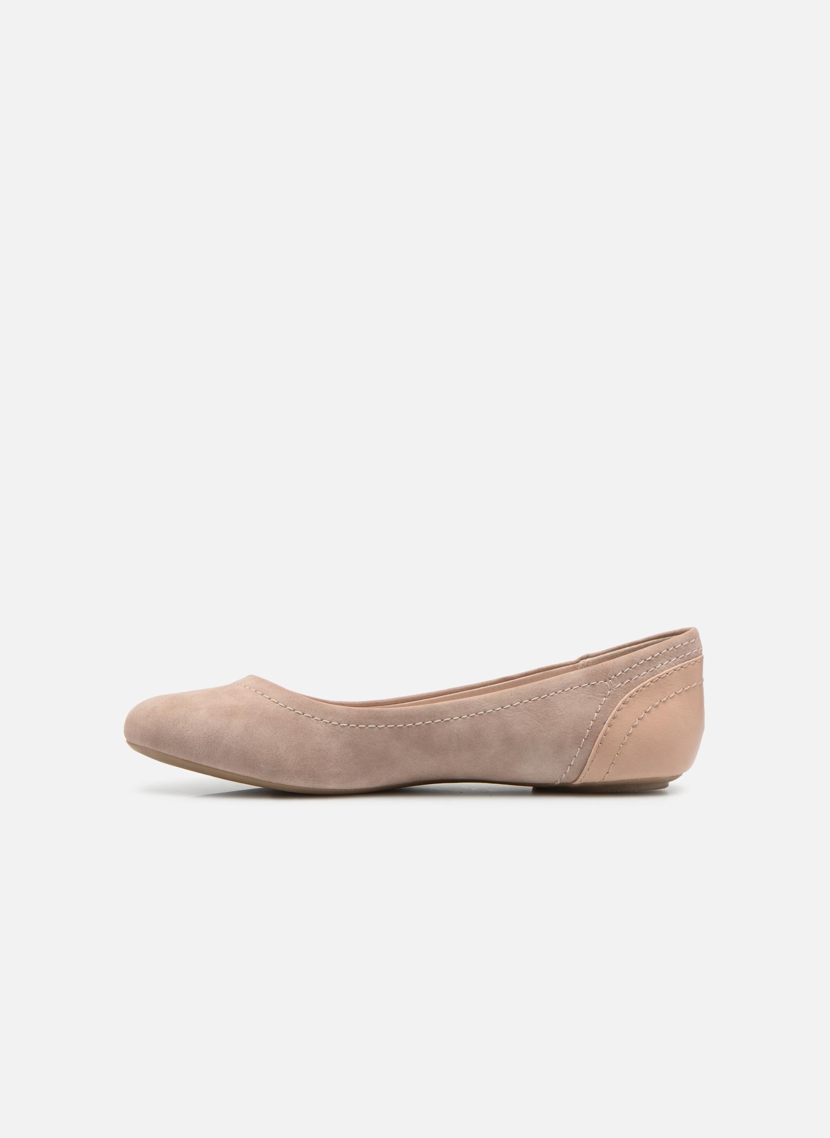 Ballerinaer Esprit Aloa Ballerina 1 Pink se forfra