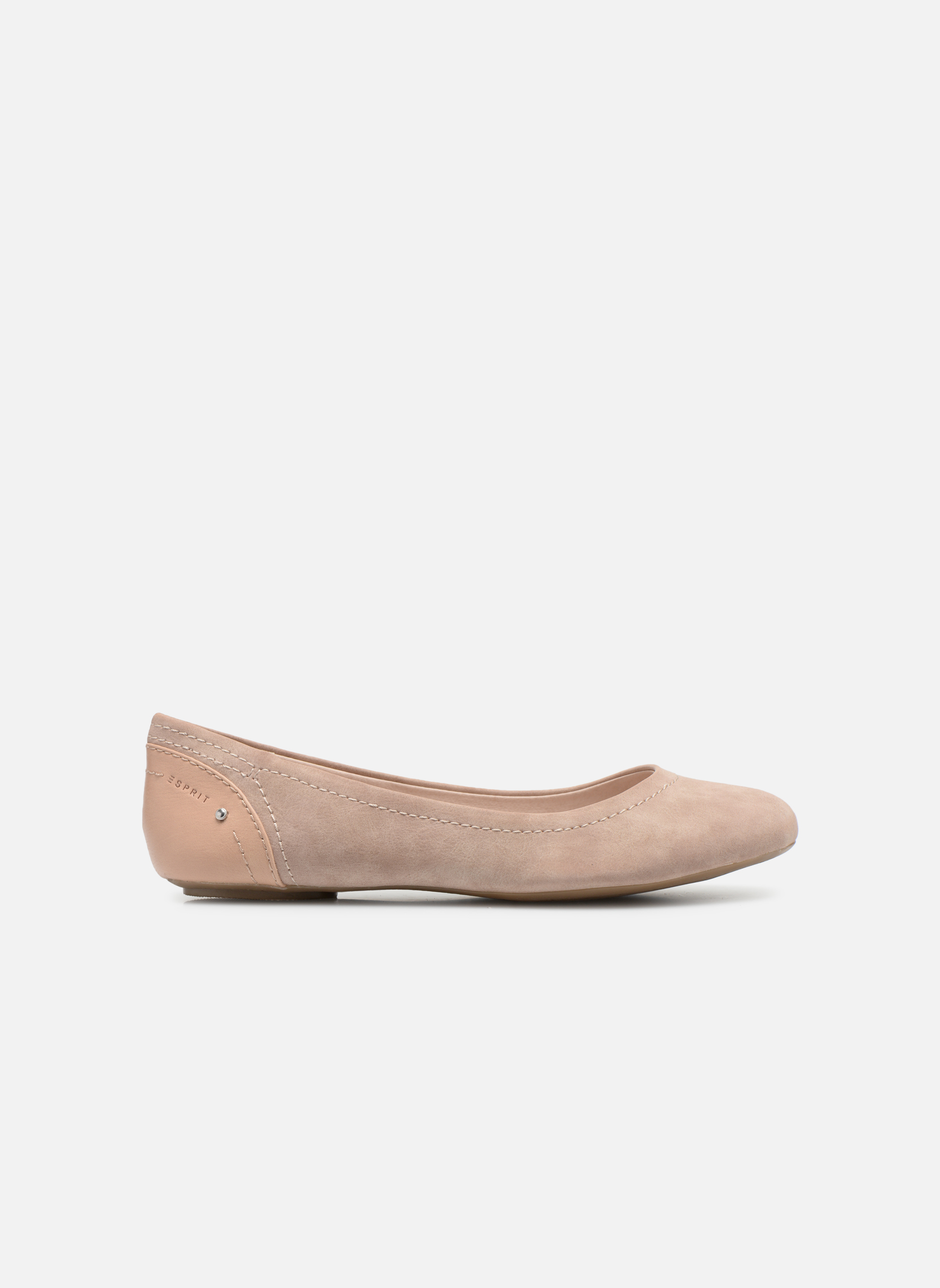 Ballerinaer Esprit Aloa Ballerina 1 Pink se bagfra