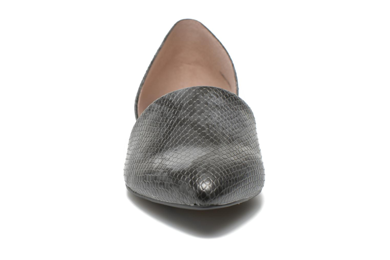 Ballerines Esprit Veruska Python Noir vue portées chaussures